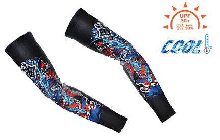 Cooler Arm Sleeves