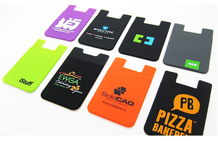 Silicone Mobile Smart Pocket