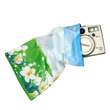 Microfiber Cleaning Pouch